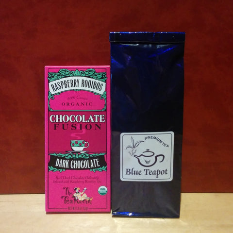Rooibos Tea & Chocolate Combo