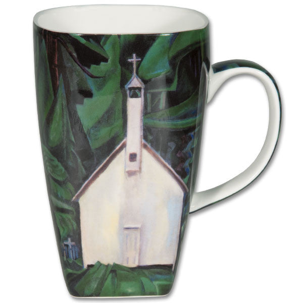 Emily Carr Indian Church Mug
