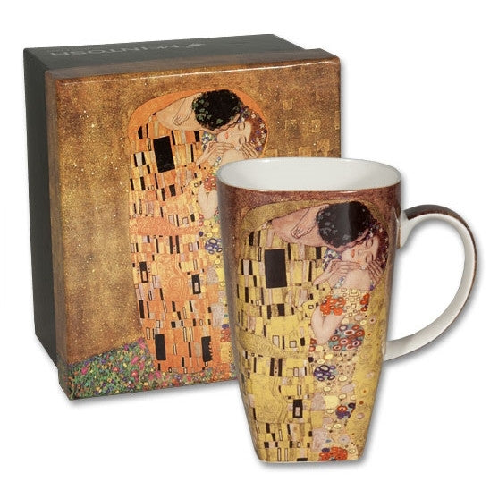 Gustav Klimt The Kiss Mug
