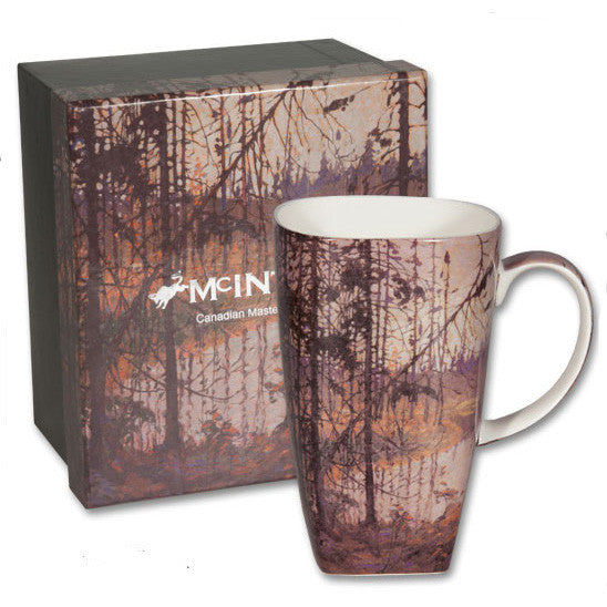 Tom Thomson Northern River Mug