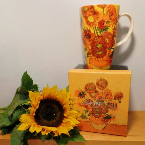Vincent van Gogh Sunflowers Mug
