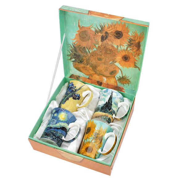 McIntosh - Vincent van Gogh (Set of 4)