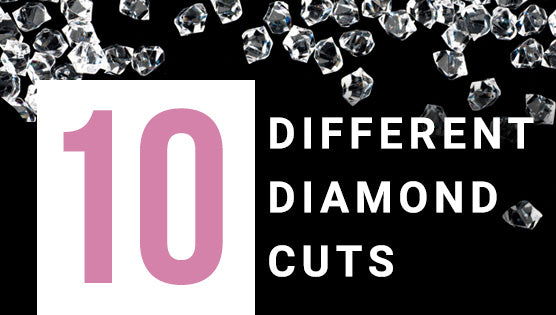 10 different types of diamond cuts