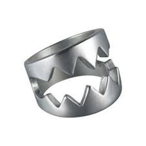 Amazing Jewelry Ring 29 - Bear Trap Ring