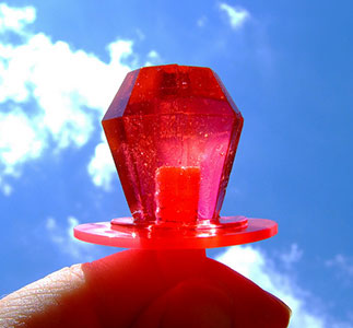 Amazing Jewelry Ring 33 - Classic Ring Pop