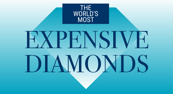 The World's Most Expensive Diamonds