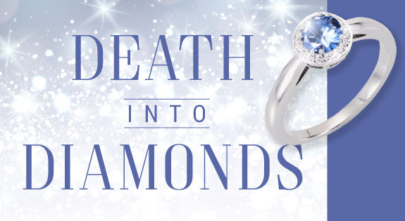 This Startup is Turning Death into Diamonds and They're Astonishingly Gorgeous