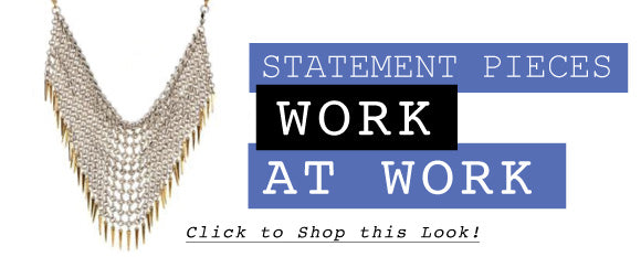 A Jewelry Guide for the Workplace