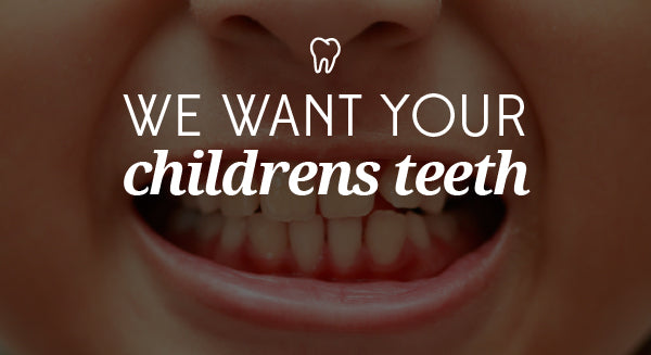 Childrens Teeth Jewelry