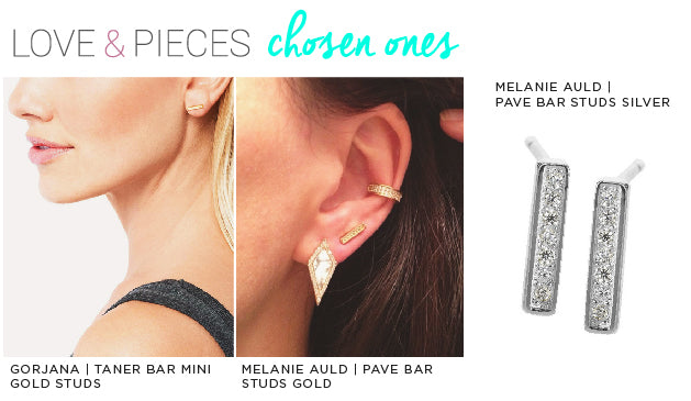 Bar Stud Earrings Trend Report