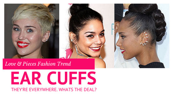Ear Cuffs Trend Report
