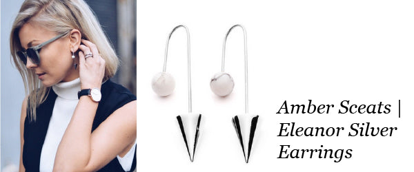 Amber Sceats Earring Fall Fashion Trends 2015