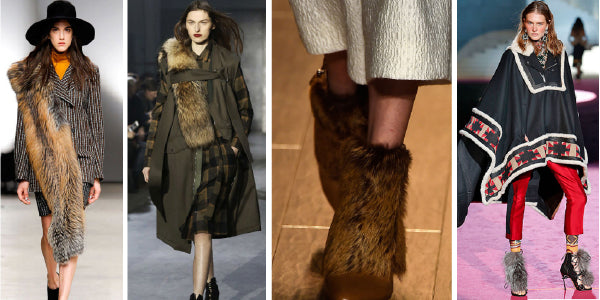 Fur Faux Fall Fashion Trends 2015