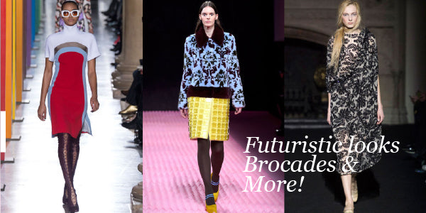 Futuristic Fall Fashion Trends