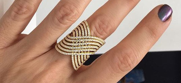 Gina Cueto Marcela Ring New Years Jewelry