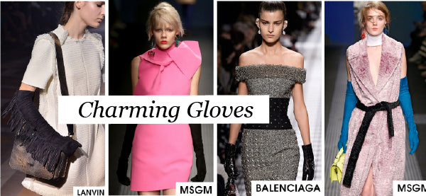 Gloves Fall Fashion Trends 2015