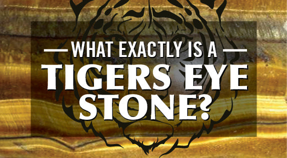 What Exactly Is a Tigers Eye Stone?