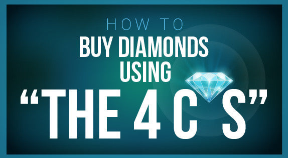 How to Buy Diamonds Using The 4 C's