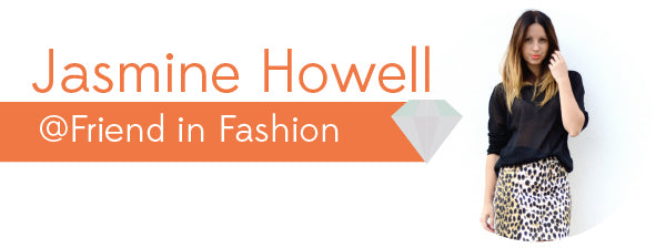 Jasmine Howell Friend in Fashion Jewelry Blogger