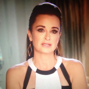 Melanie Auld Interview Kyle Richards Earrings
