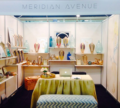 Meridian Avenue Jewelry At Miami Swim Week