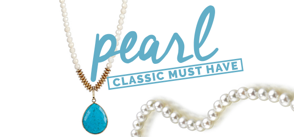Pearl Necklace Jewelry Classic