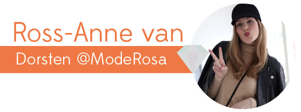 Roos Anne can Dorsten Moderosa Jewelry Blog