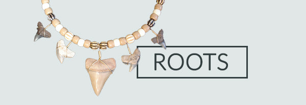 Shark Tooth Jewelry Hawaiian Roots