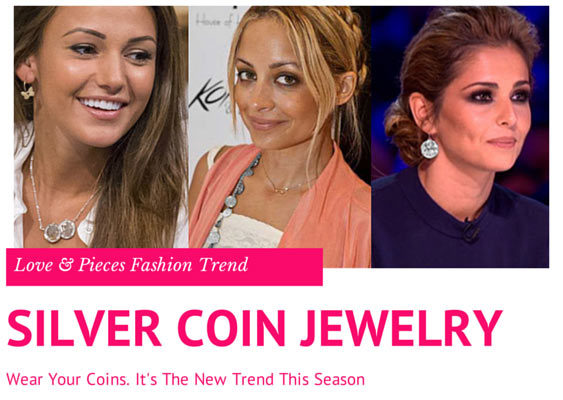 Silver Coin Jewelry Trend Report