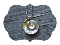 The Sentimental Inscription Mustard Seed Jewelry