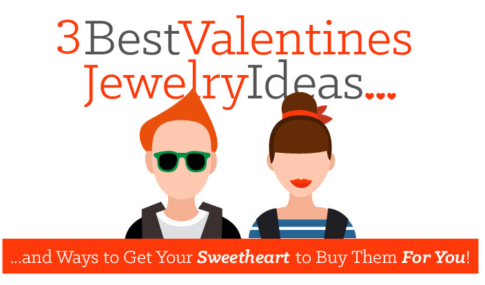 best valentines jewelry ideas