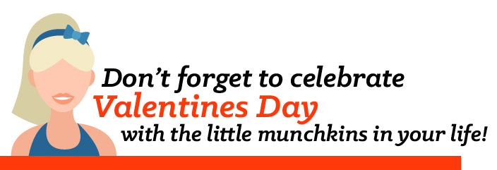 Celebrate Valentines Day with your kids