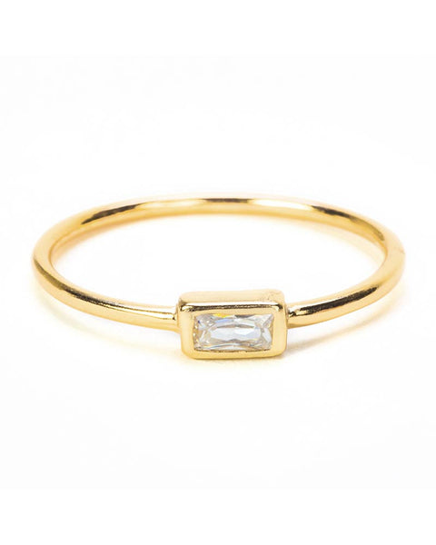 amelia gold ring