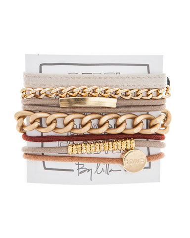 beauty penny lane hair band bracelet