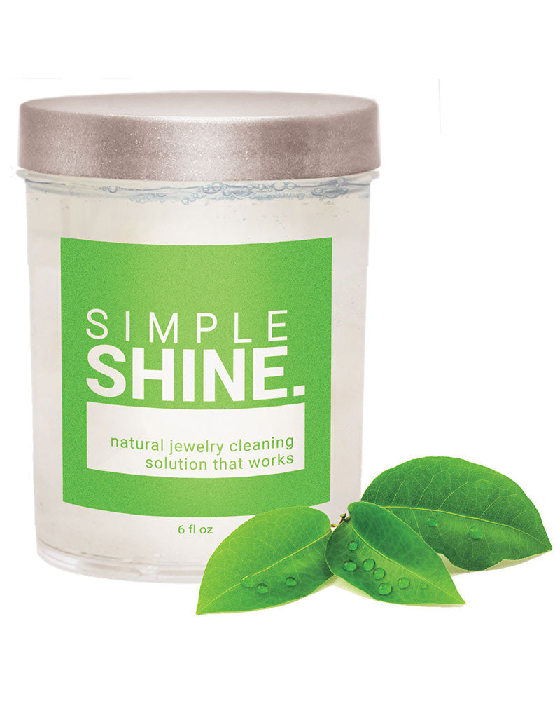 Simple Shine 100% Natural Jewelry Cleaner