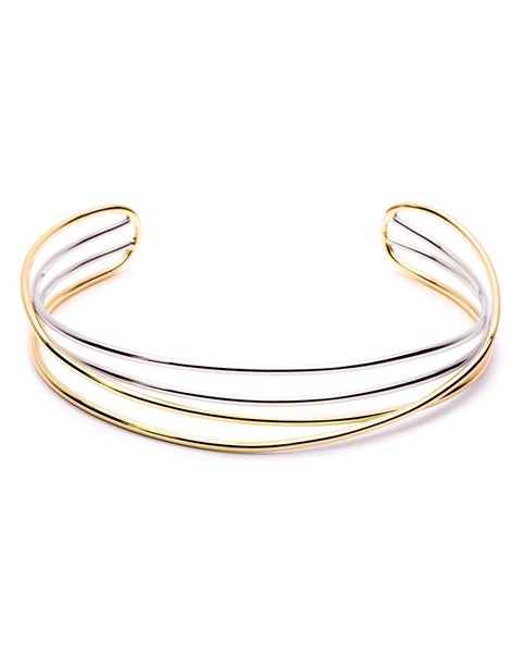 cole choker two tone from amber sceats
