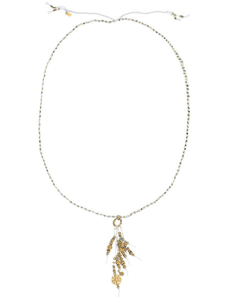 chan luu almond oil necklace