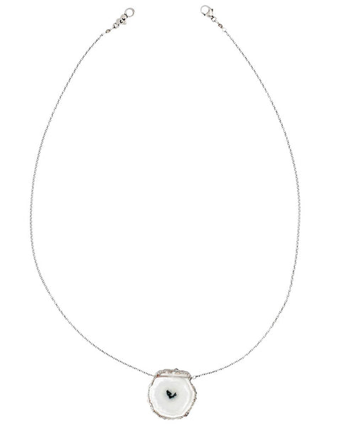 Chan Luu Solar Quartz Necklace