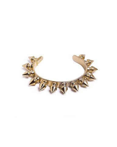 Courtney Lee Collection Gold Cody Spike Cuff