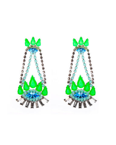 Courtney Lee Collection Gabby Earrings