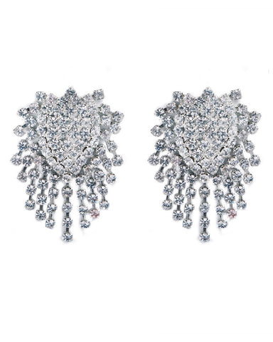 Courtney Lee Swarovski Earrings