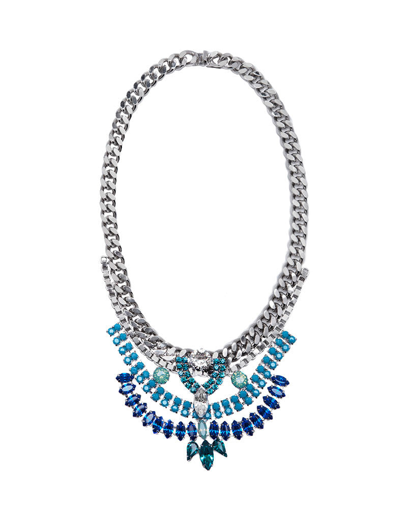 Courtney Lee Collection Melanie Swarovski Necklace