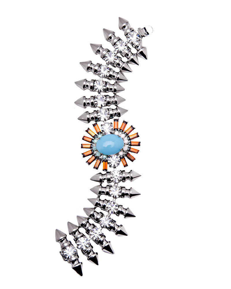 Courtney Lee Piper Spiked Bracelet