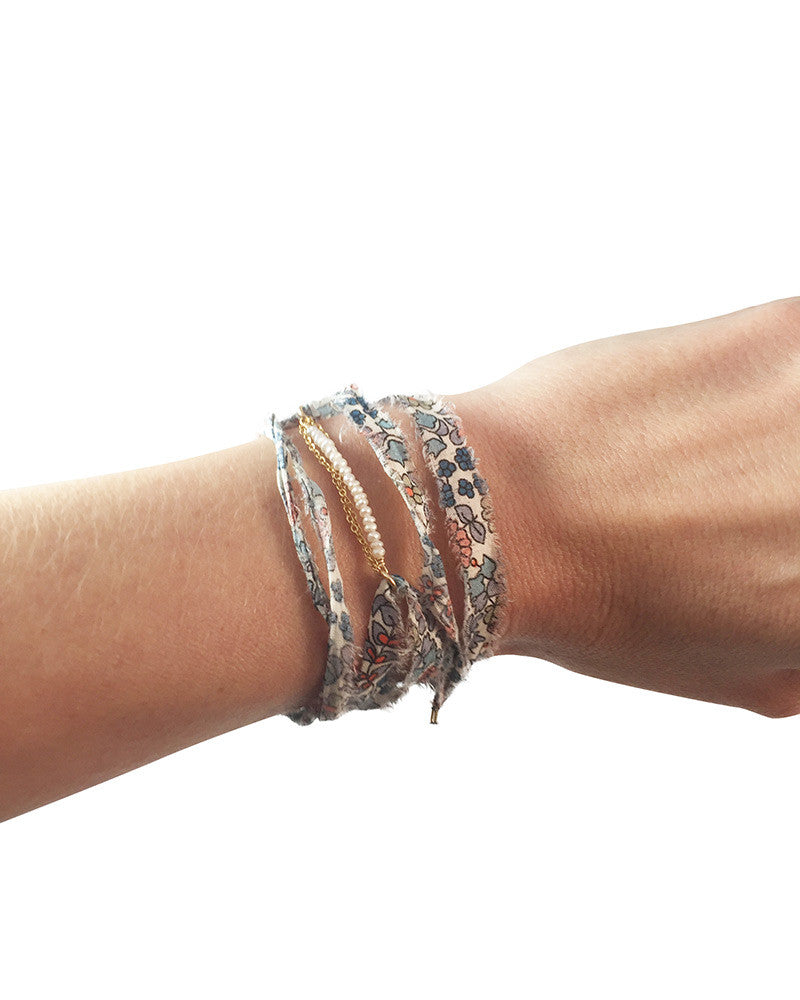 bracelet topshop wrapped best on images cloth bangles shikhara silver thread pinterest embroidery