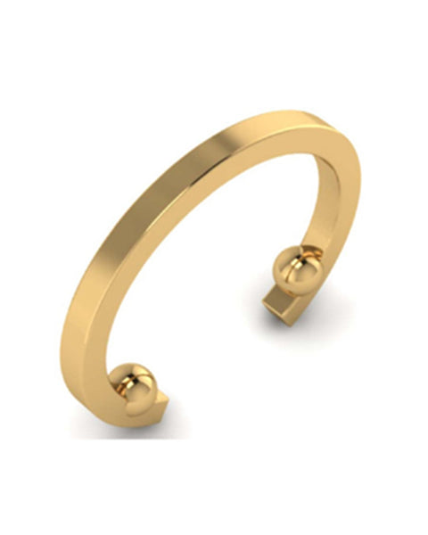 elizabeth and james hugo cuff bracelet