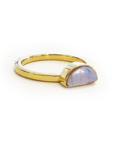 stacking moonstone ring elizabeth stone