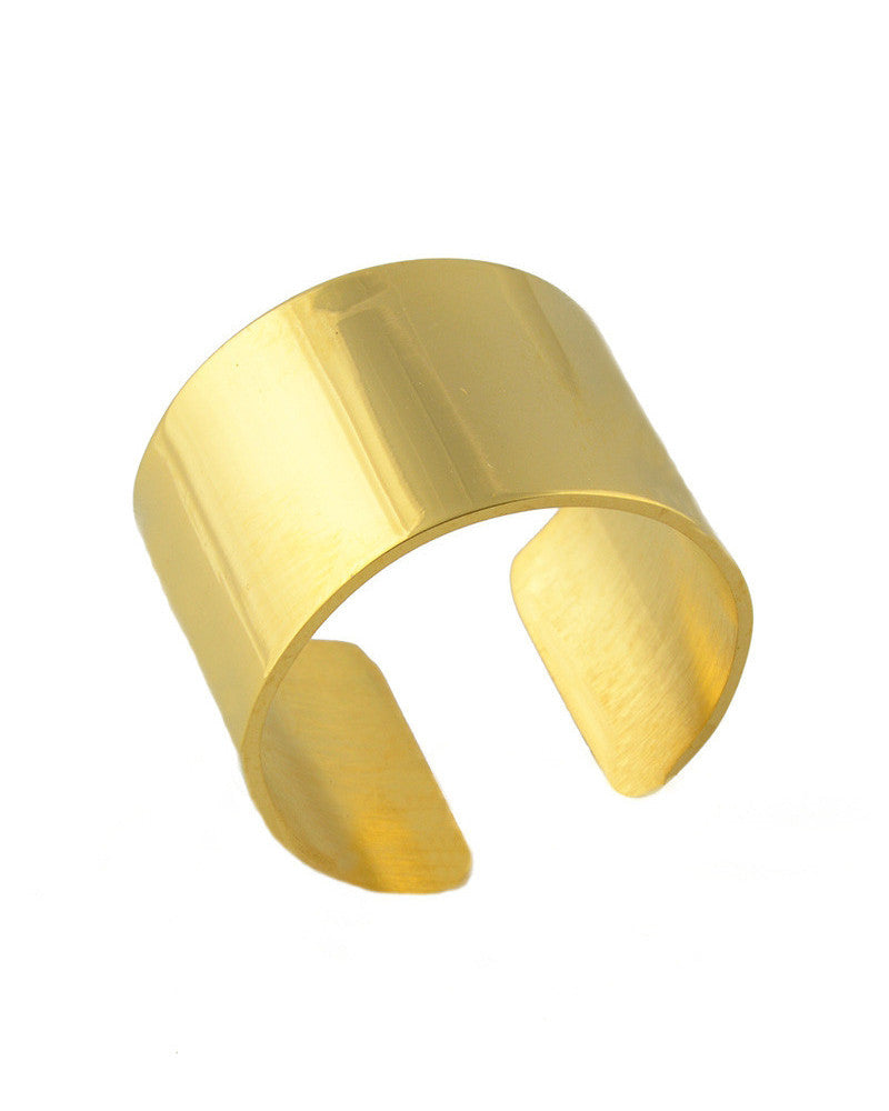 gold cigar ring