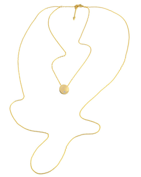 ellie vail landon layered necklace