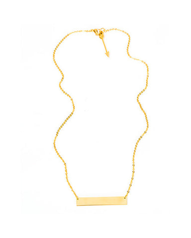 Ellie Vail Gold Nala Necklace Full