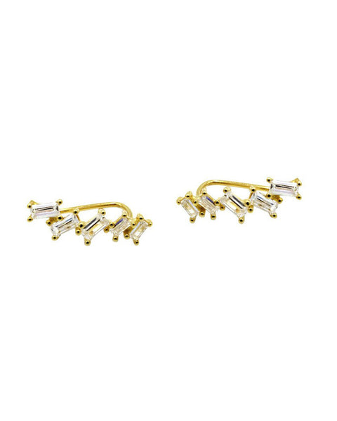 climbers earrings jacket gold designer ellie vail womens jewelry trending